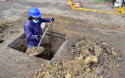 Renovación de redes de acueducto