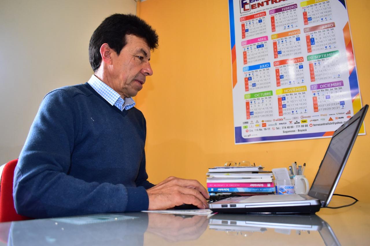 Ing. Reynaldo Peralta