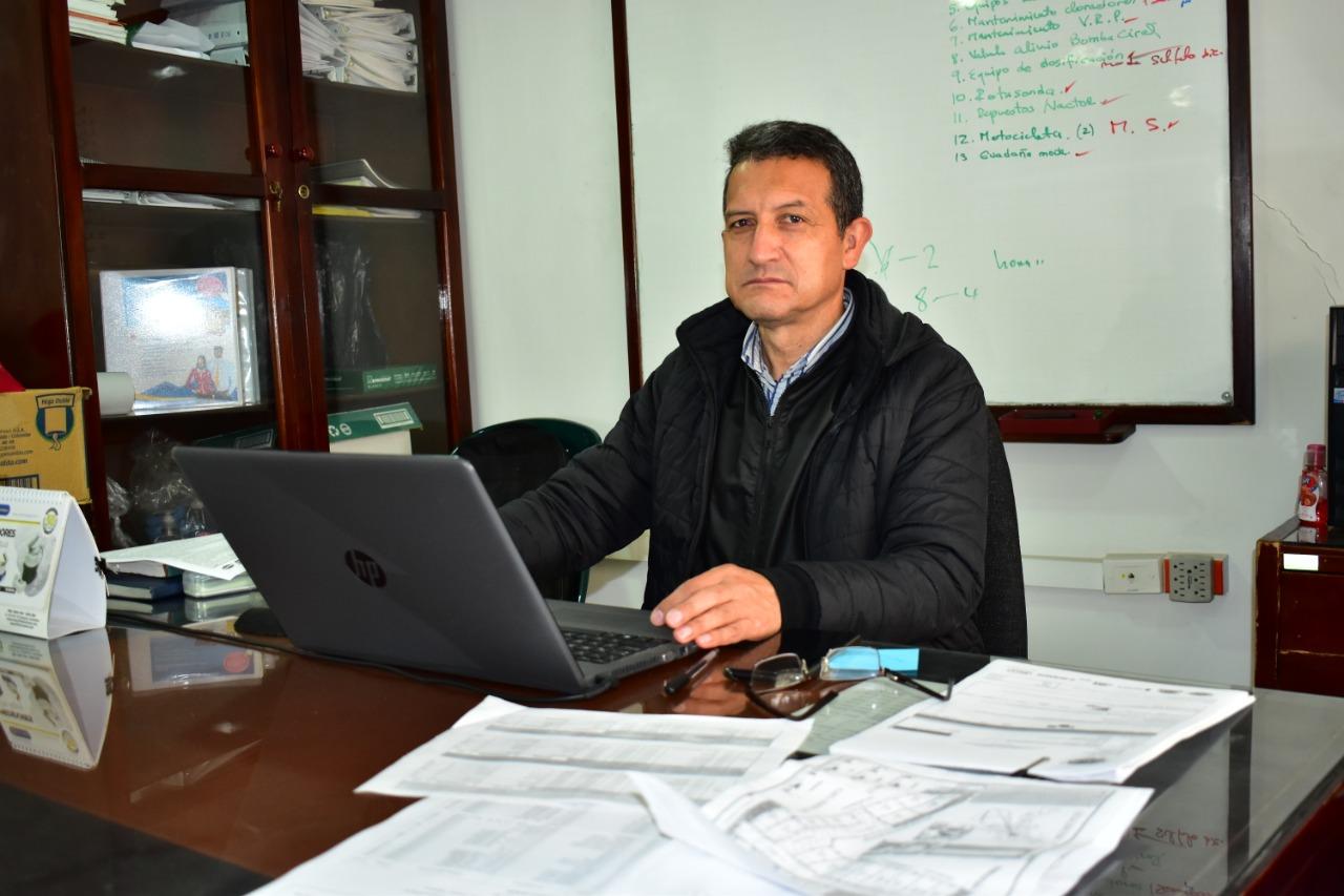Ing. Pedro Nel González