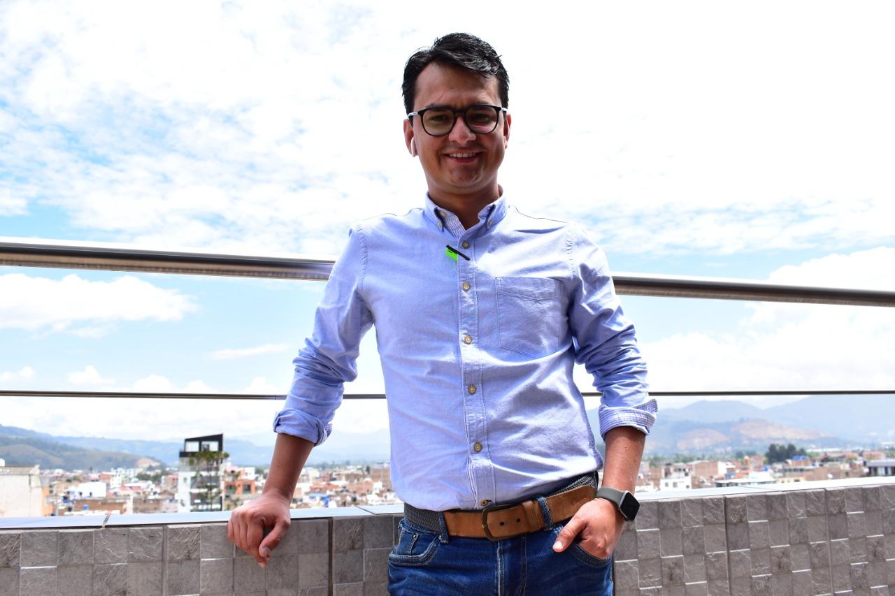 Ing. Julián Camilo Téllez